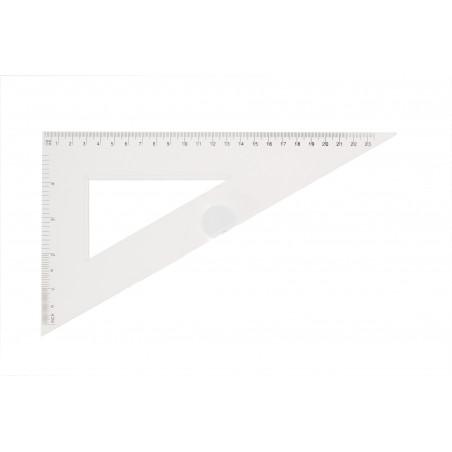 Educa háromszög vonalzó 60fokos