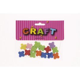 Craft dekor gyöngy kocka