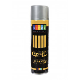 Südor festékspray 200 ml metál ezüst