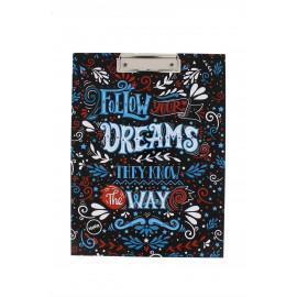 Lizzy Card felírótábla mintás/Blabla Dreams