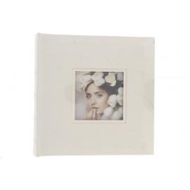 Aryca fotóalbum 10x15/200db esküvői rózsa mintás