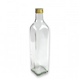 Üveg palack marasca 1l