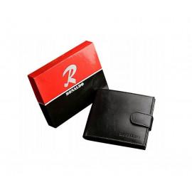 Ronaldo férfi pénztárca fekete bőr RM-05L-CFL