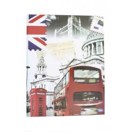 Ante 2 gyűrűs mappa, London I.