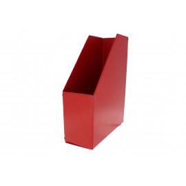 Esselte PVC irattartó papucs 10 cm, piros