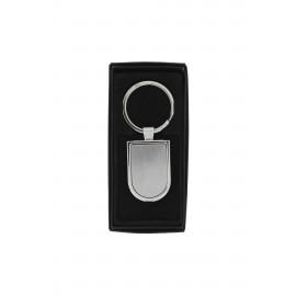 Kulcstartó fém gravírozható, címer alakú
