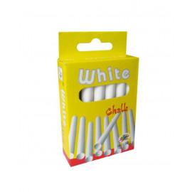 Chalk táblakréta 12 db fehér