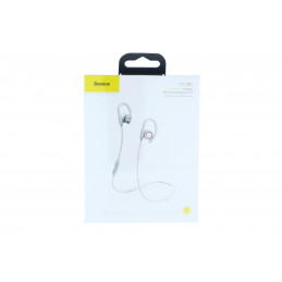 Baseus 2019 New Encok S17 Sport Earphone fehér