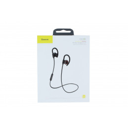 Baseus 2019 New Encok S17 Sport Earphone fekete