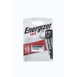 Energizer 123 elem