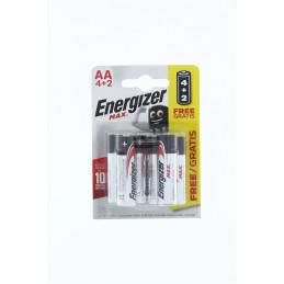 Energizer Max AA elem