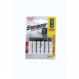 Energizer Max AAA elem