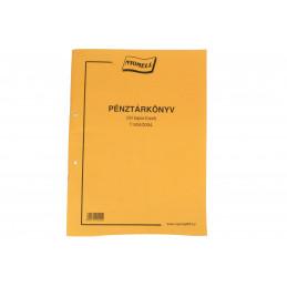 Nyomell Pénztárkönyv 50 lapos