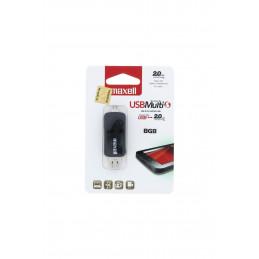 Maxell Dual pendrive 8GB