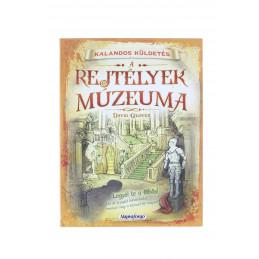 Kalandos küldetés - A rejtélyek múzeuma könyv