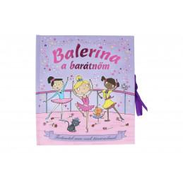 Balerina a barátnőm könyv