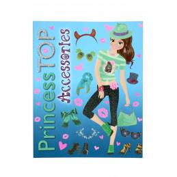 Princess Top Accessories HU 3025-1 színező