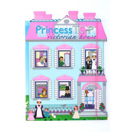 Princess Top -Victorian house HU 661-5