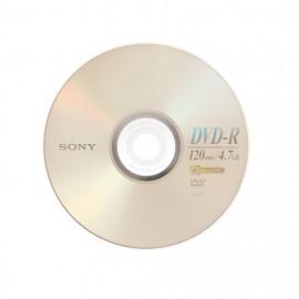 Sony DVD papírtasakos (nem újraírható)