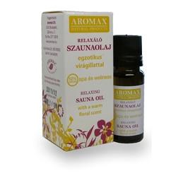 Aromax szaunaolaj, relaxáló 10 ml