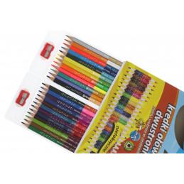 Kolori penmate színesceruza készlet 24 darab/48szín
