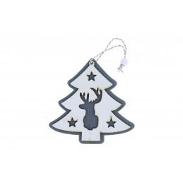 Karácsonyi fa dekoráció (fenyőfa)