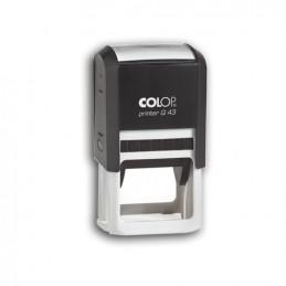 Bélyegző Colop Printer Q43