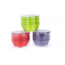 Egyszínű muffinpapír 9cm 100db/cs