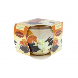 Home Aroma poharas illatmécses, Vanilla Orange