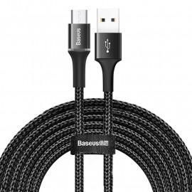 Micro kábel USB Baseus red / black 200cm