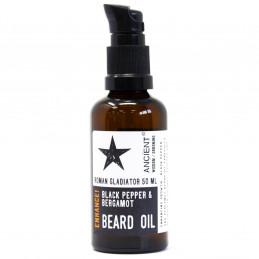 AW Beard oil-szakáll olaj - Római Gladiátor, Javíts 50ml