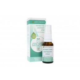 Aromax légfrissítőspray borsmenta-eukaliptusz-rozmaring 20ml