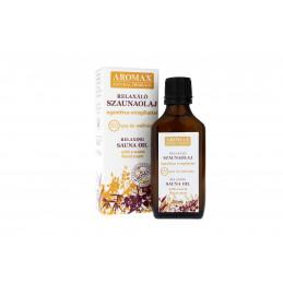 Aromax relaxáló szaunaolaj egzotikus virággal 50ml