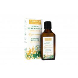 Aromax frissítő szaunaolaj citromos illattal 50ml