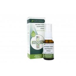 Aromax légfrissítőspray eukaliptusz-borsmenta-kakukkfű 20ml
