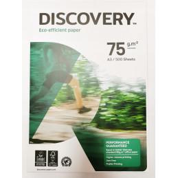 Fénymásolópapír Discovery 75gr A/4