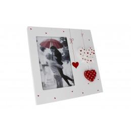Képkeret HK-165143 10x15/1db Valentin napi