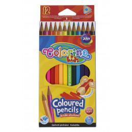 Colorino Kids Trio 12db-os színesceruzakészlet
