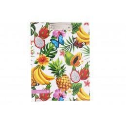 Lizzy Card felírótábla mintás/Tropical