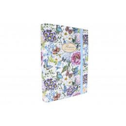Pigna gumis mappa A4 30mm-es, Flowers