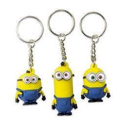 Kulcstartó Minions