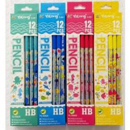 Yalong ceruza HB tengeri...