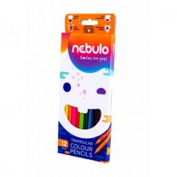 Nebulo hatszög színes...