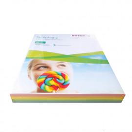 Symphony másolópapír pasztell színek A/4 80g 5x50lap