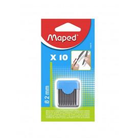 Maped körzőhegy 10db-os